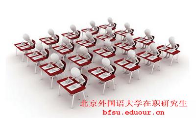 2018年北京外国语大学在职研究生都考什么